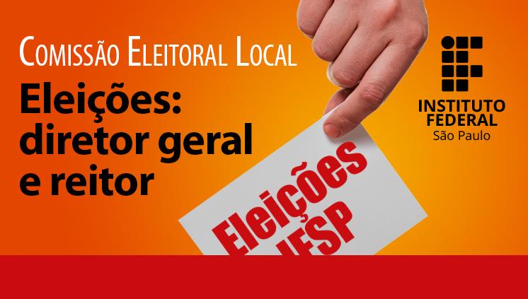 Comissão Eleitoral Local