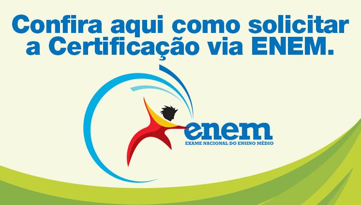 Certificação Enem
