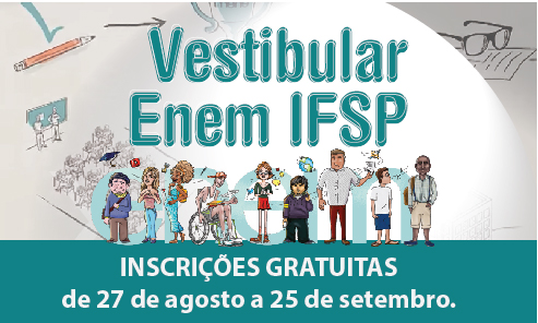 Vestibular Enem IFSP 2020/2