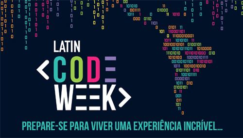 SAP anuncia que ampliará programas de desenvolvimento profissional, exemplo: Latin Code Week